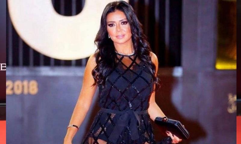 مصری وکیل نے رانیا یوسف پر بھی نامناسب لباس پہننے پر مقدمہ کردیا تھا—فائل فوٹو: اے ایف پی