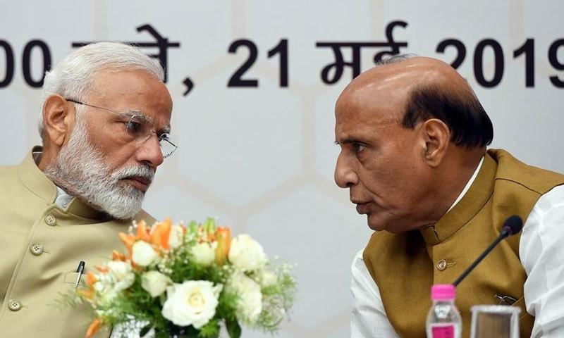 بھارت نے 1998 میں جوہری طاقت بننے کا اعلان کیا تھا — فائل فوٹو/ اے ایف ہی