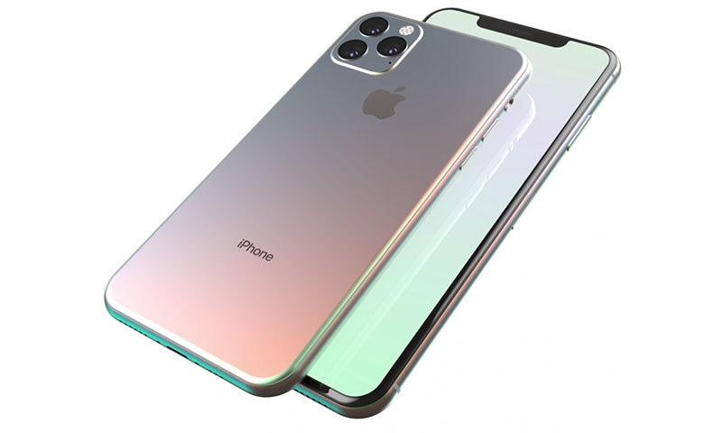 آئی فون 11 پرو کا کانسیپٹ ڈیزائن — فوٹو بشکریہ فوربس