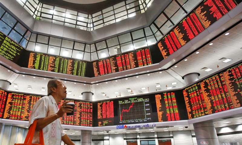World markets rise at end of turbulent week
