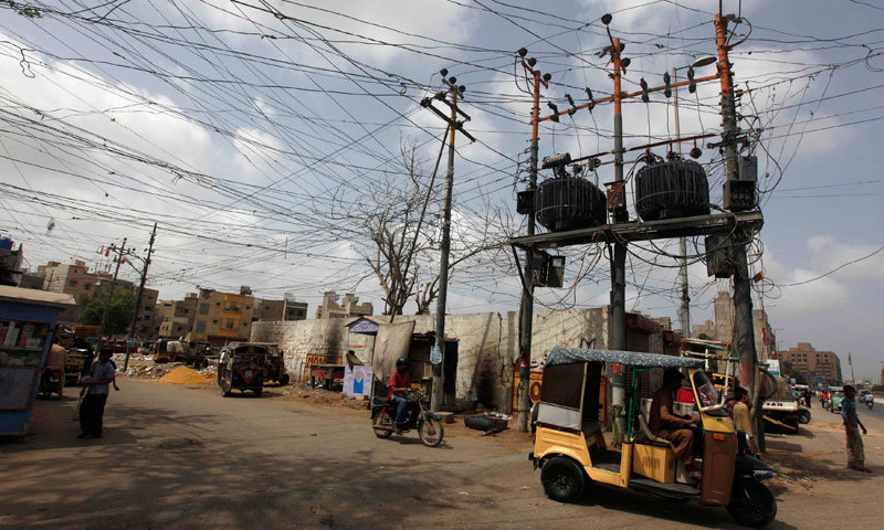 A large number of fatal and non-fatal accidents occurred due to electrocution during the past month. — Reuters/File