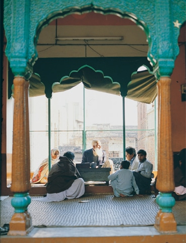 In the absence of family, teachers have an influential role in shaping young minds at madaris | White Star