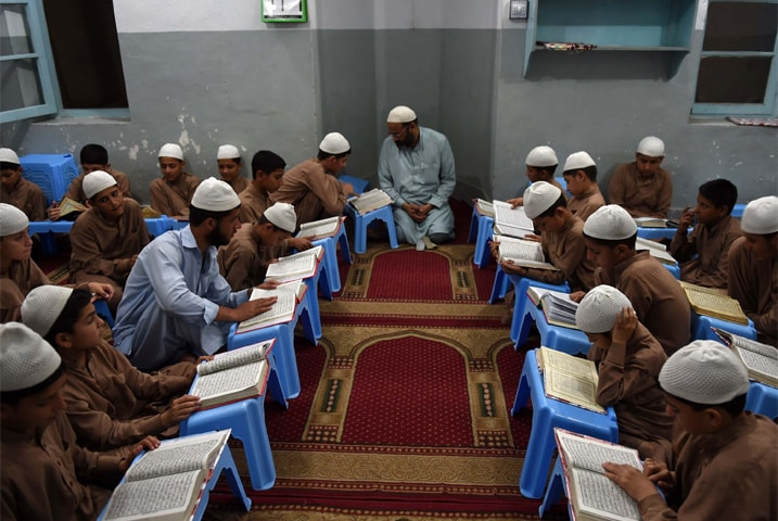 The Agosh Al-Khidmat Centre in Peshawar | Abdul Majeed Goraya/White Star