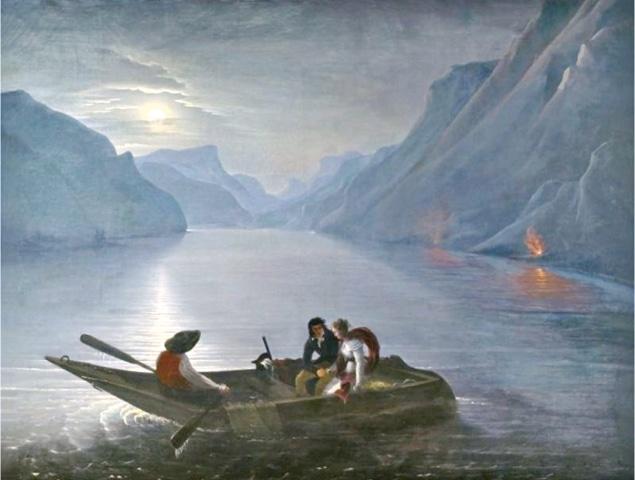 Promenade On Geneva Lake, Charles-Édouard Jeanneret