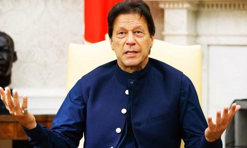 وزیراعظم عمران خان کے مطابق مقبوضہ کشمیر کی صورتحال پر دنیا میں خطرے کی گھنٹیاں بجنی چاہئیں — فائل فوٹو: اے پی