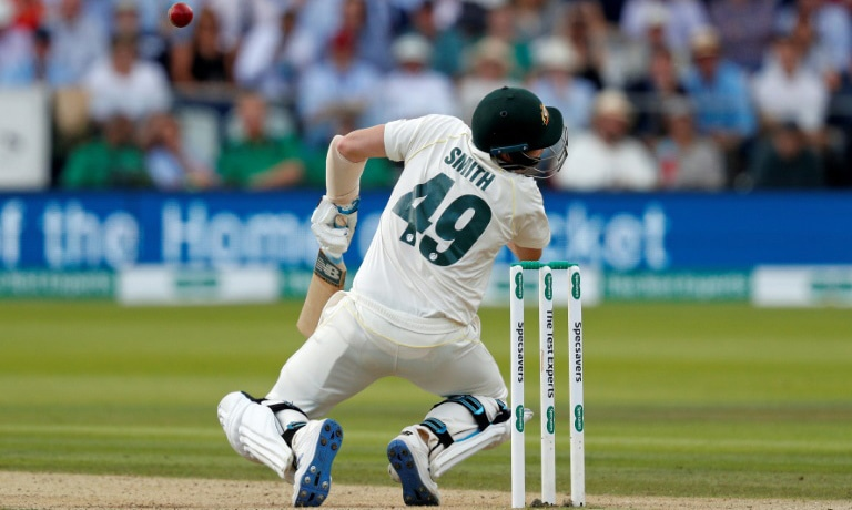 Australia cricket union condemns boos after Smith felled by Archer
