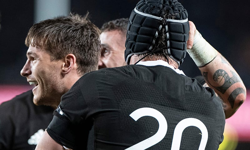 New Zealand rugby team says World Cup more important than top ranking
