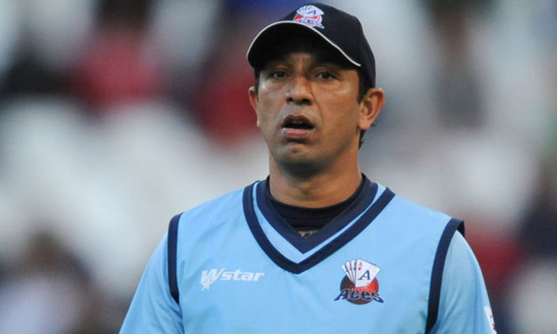 Azhar admitted fast bowler Mohammad Hasnain's selection in the World Cup squad was a mistake. — APP/File