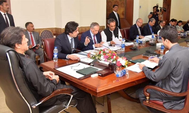 نئی اتھارٹی متعلقہ شعبوں کے درمیان تعاون کو یقینی بنائے گی — تصویر: حکومت پاکستان