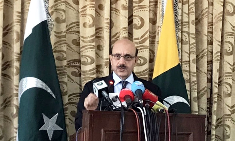 'Genocide underway in occupied Kashmir,' warns AJK president