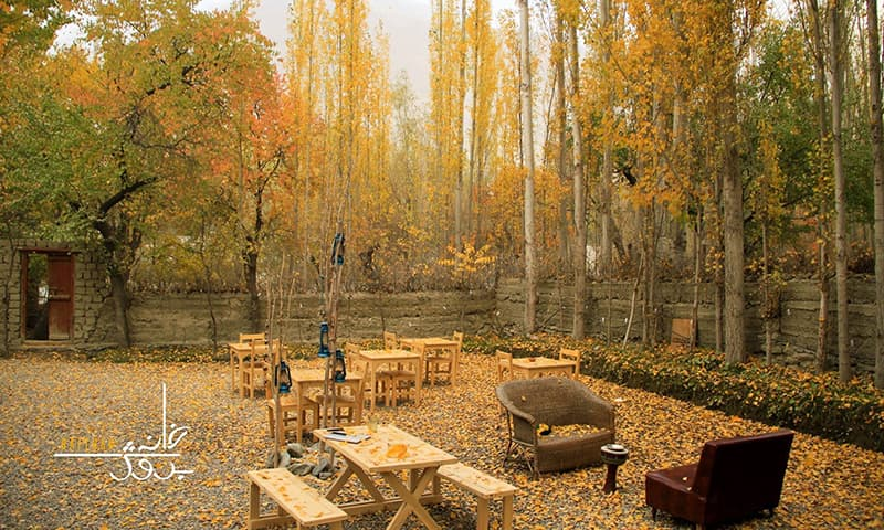 Autumn in Shigar.