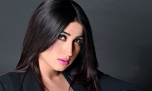 "Social media star Qandeel Baloch was murdered for ""honour"" by her brothers in 2016. — Facebook/File"