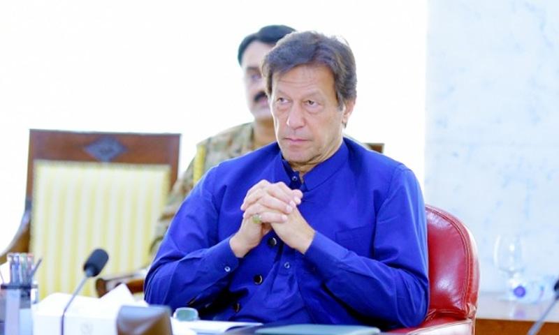 عمران خان نے نریندر مودی کے خلاف عالمی سطح پر احتجاج کی ہدایت کی—فوٹو: عمران خان فیس بک پیج