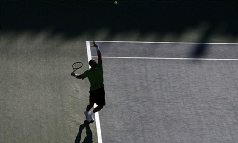 جب کرکٹ کے سوا باقی کھیلوں میں کام نہیں ہوا تو ٹینس پر کیسے ہوسکتا ہے؟