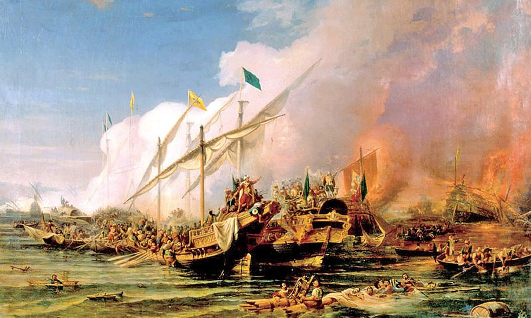 جنگِ پریویزا