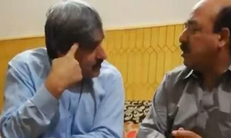 جج ارشد ملک ویڈیو اسکینڈل کیس میں 5 معاملات سامنے آئے، چیف جسٹس آصف سعید کھوسہ — فائل فوٹو / ڈان نیوز