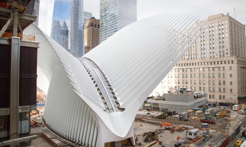 اٹالین ماہر فن تعمیرات نے نیویارک کا ٹرانسپورٹیشن حب بھی ڈیزائن کیا—فوٹو: ریلوے ٹیکنالوجی