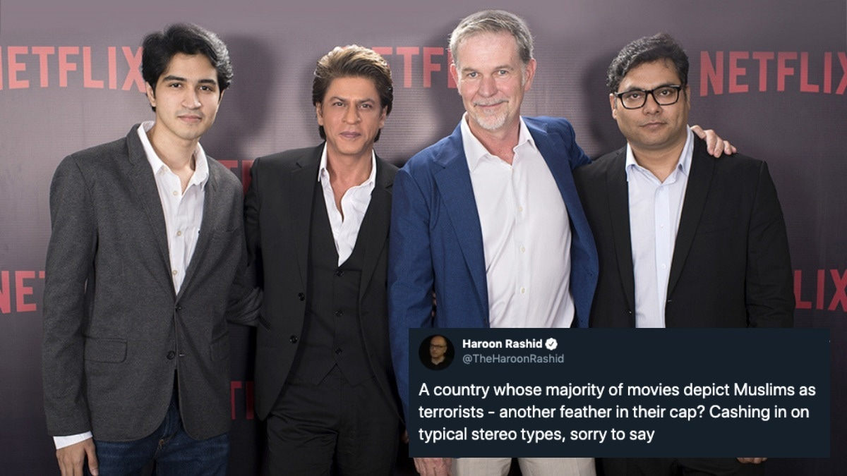 Pakistani Twitter criticises SRK's Netflix series for stereotyping Muslims