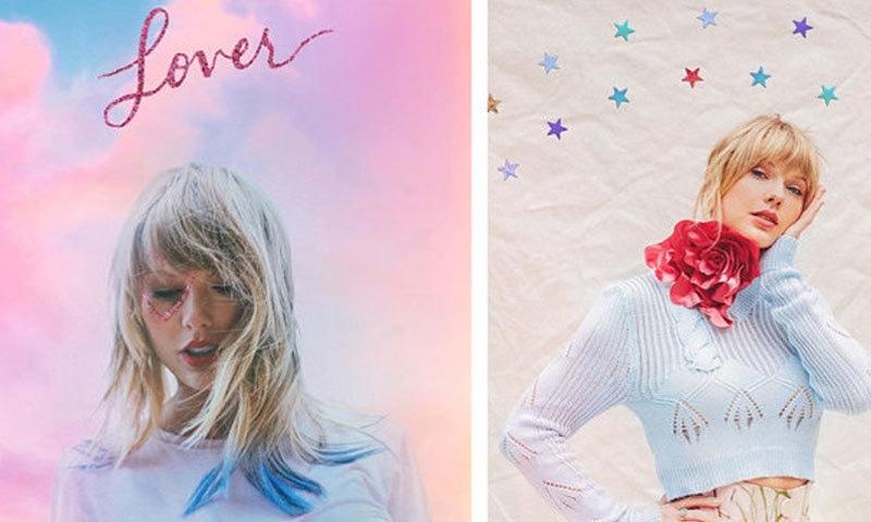 گلوکارہ نے ساتویں ایلبم کو 23 اگست کو جاری کیا—پرومو فوٹو