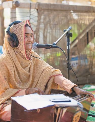 Shamu Bai from Sindh