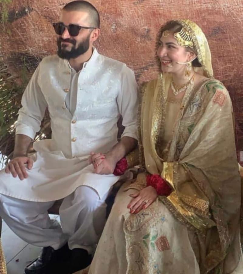فوٹو بشکریہ ماہا وجاہت خان انسٹاگرام