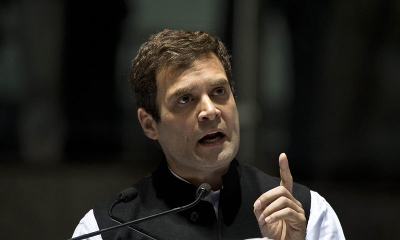 'Got a taste of brute force unleashed on Kashmiris': Rahul Gandhi on being sent back from Srinagar