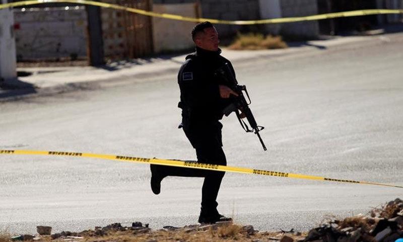 میکسیکو کا شمار صحافیوں کے لیے خطرناک ترین ممالک میں ہوتا ہے — فائل فوٹو/ رائٹرز