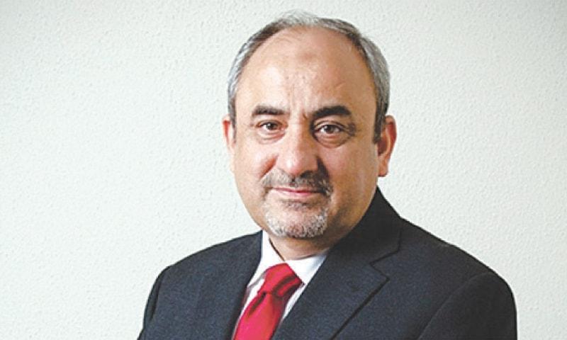 Khaild Mansoor, CEO of Hub Power Company
