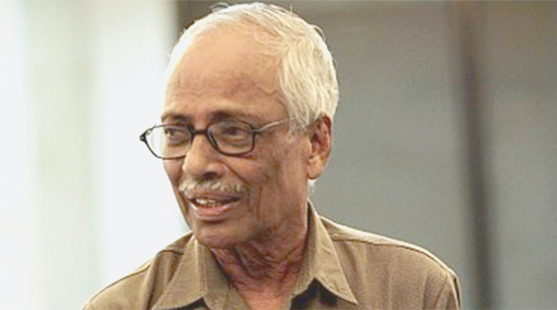 Veteran peace activist Biyyathil Mohyud­din Kutty, better known as B.M. Kutty, passed away in the wee hours of Sunday.