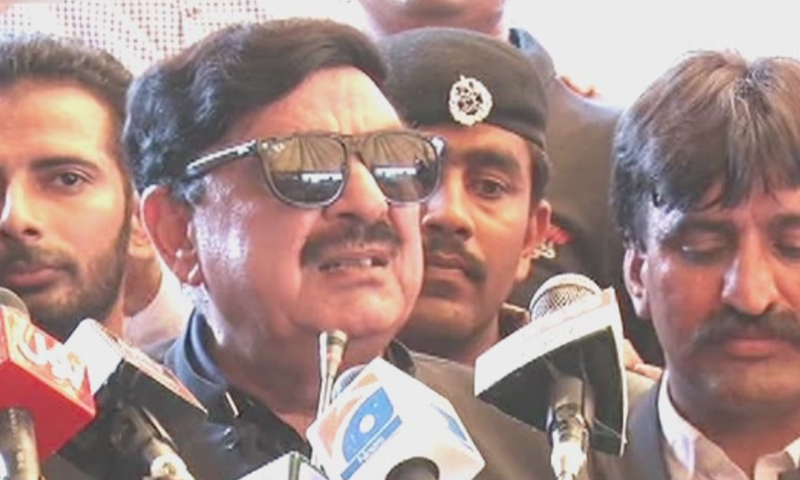 Federal Minister for Railways Sheikh Rashid Ahmed on Sunday made it clear that the conduct of the rulers of some Middle Eastern countries was not being appreciated in Pakistan. — DawnNewsTV