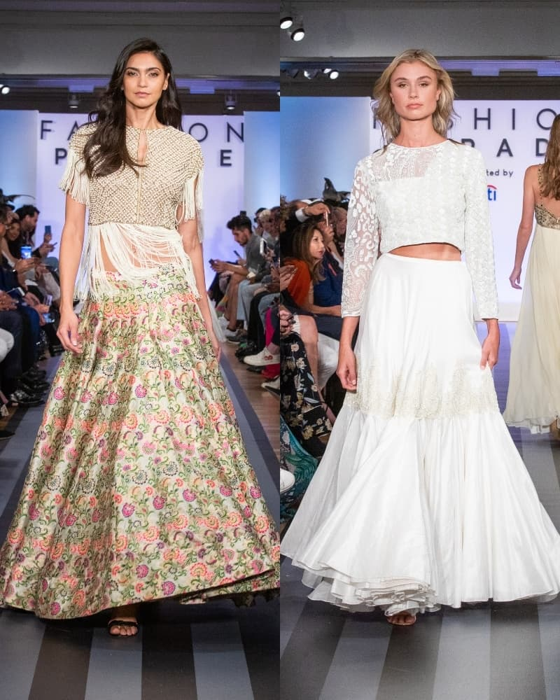 Understated and timeless pieces by Rabani and Rakha.
