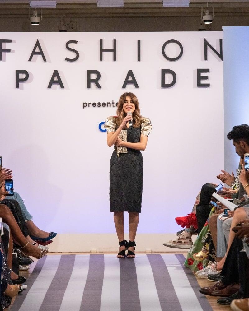 Sadia Siddiqui, the brains behind Fashion Parade