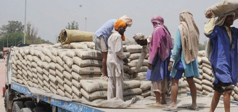 Manufacturers warn that the country's cement production is likely to fall further if economic activity doesn't pick up.