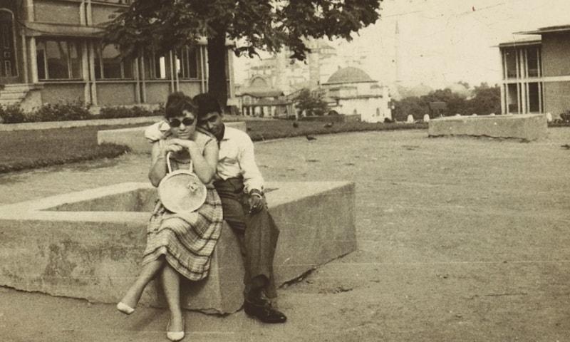 Ijaz and Semsa in Turkey