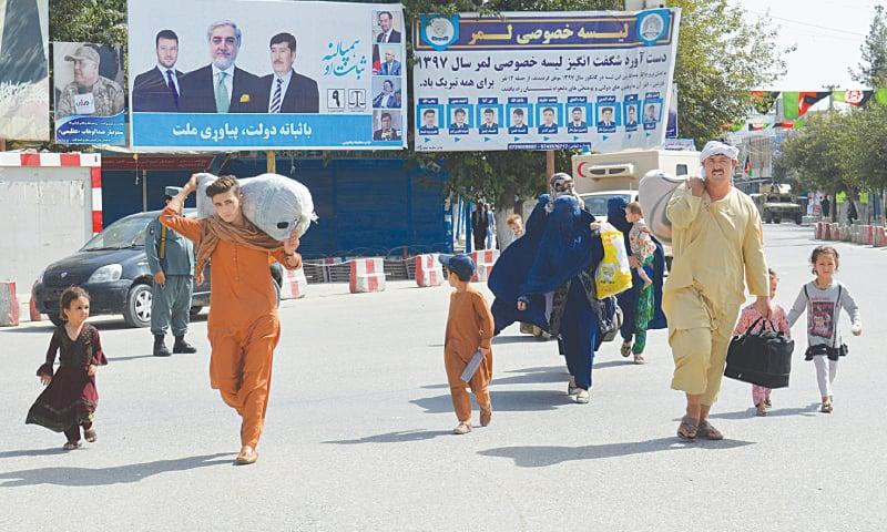Death toll from Taliban blast in Kabul reaches 16