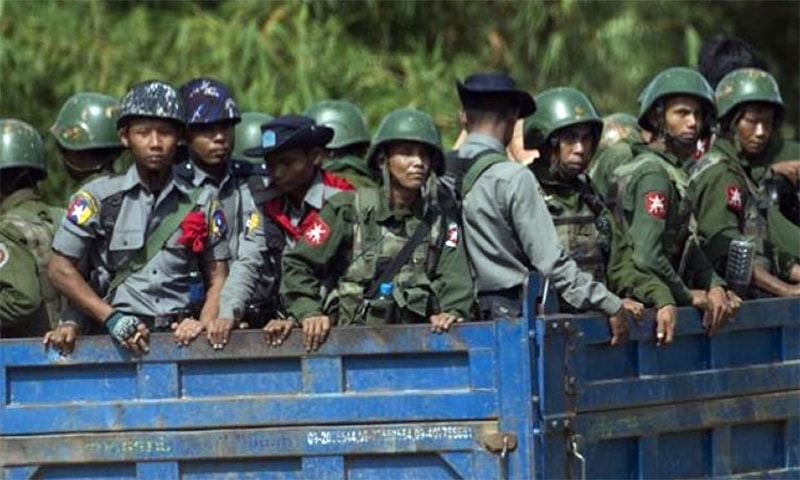 Myanmar army says it will punish soldiers in Rohingya atrocities probe