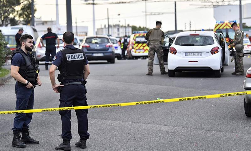Suspected Afghan killer sparks far-right criticism in France