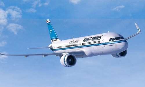 Planes will be financed with bank debt, Kuwait Airways' own capital and through the sale of the carrier's planes. — Photo courtesy IFN