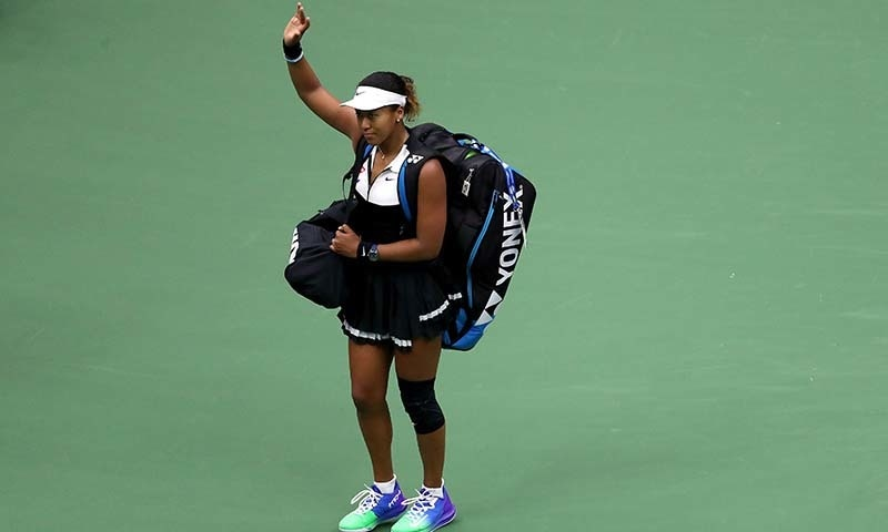 Osaka falls to Bencic while Vekic, Mertens win at US Open win