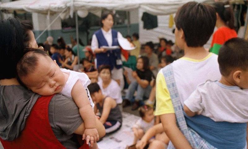 حکومت شرح پیدائش بڑھانے کے منصوبوں پر سالانہ اربوں ڈالر خرچ کرتی ہے—فوٹو: رائٹرز