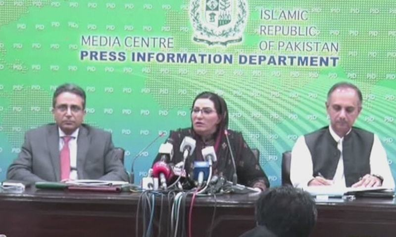 "On Tuesday, key cabinet members held separate briefings for different sections of media besides those for the cabinet to what was described as a way to counter ""a targeted and planned campaign"" against the leadership that brought to an end corruption and nepotism and introduced meritocracy in the country. — DawnNewsTV"