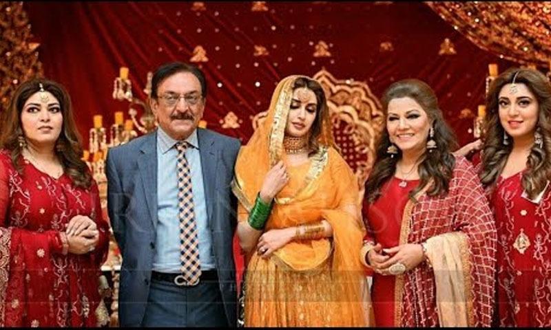 عابد علی کا شمار پاکستان کے نامور اداکاروں میں کیا جاتا ہے —فوٹو/ اسکرین شاٹ