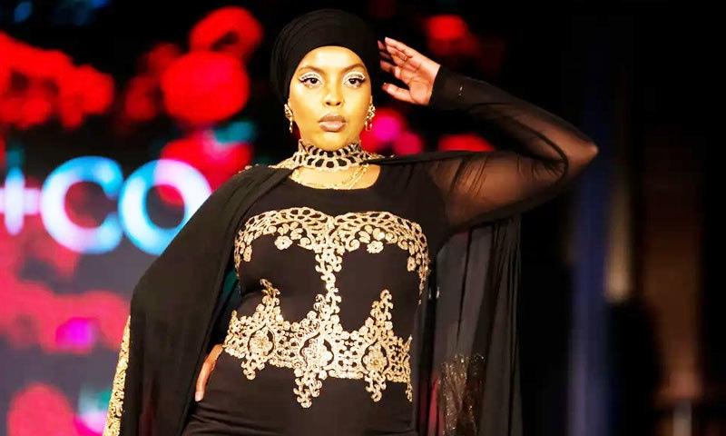 موڈیسٹ فیشن میں ڈھیلے لباس کو متعارف کرایا جاتا ہے—فوٹو: دی گارجین