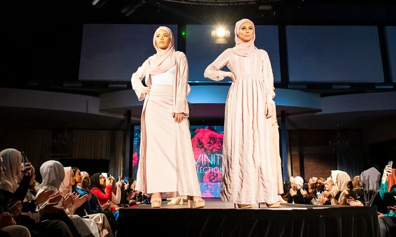 آسٹریلیا میں پہلی مرتبہ موڈیسٹ فیشن منعقد ہوا—فوٹو: دی گارجین