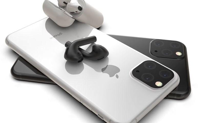 آئی فون 11 کا کانسیپٹ ڈیزائن — فوٹو بشکریہ فوربس
