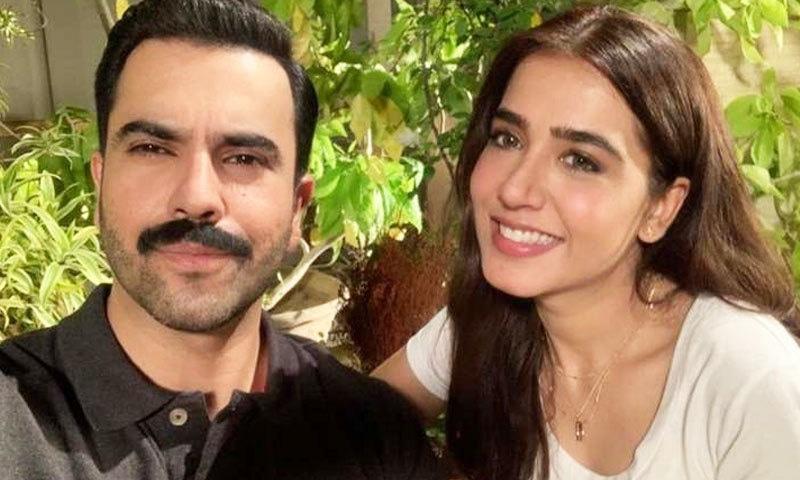 منشا پاشا اور جنید اکرم فلم میں مرکزی کردار نبھارہے ہیں — فوٹو/ انسٹاگرام