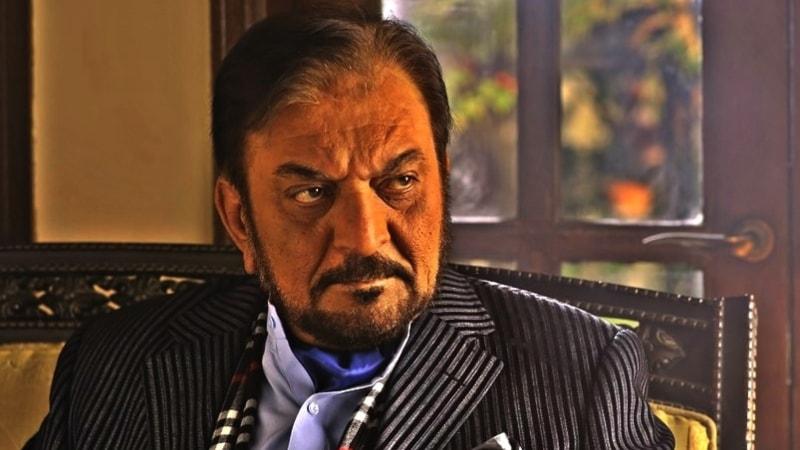 ڈراما سیریل دیارِ دل میں عابد علی کا ایک انداز
