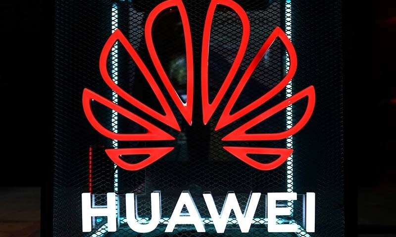 The Huawei logo is pictured at the IFA consumer tech fair in Berlin, Germany on September 5. — Reuters/File