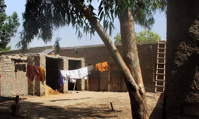 نصرت بانو کا گھر—تصویر شیما صدیقی