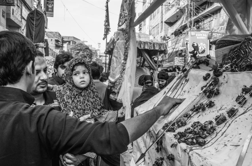 Pandav Street in Krishan Nagar, Lahore | Nad-i-Ali